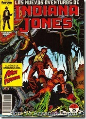 P00007 - Indiana Jones nº07 .howtoarsenio.blogspot.com