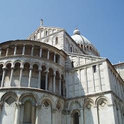 Ábside de la catedral