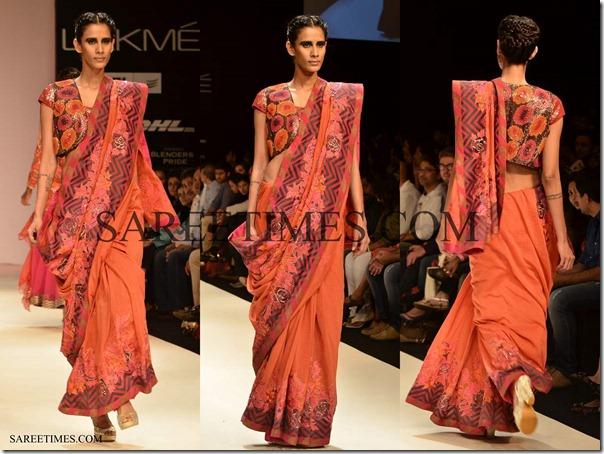 Krishna_Mehta_Drape_Saree