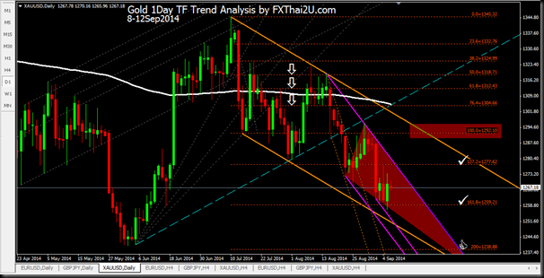 Gold 1Day 8Sep2014