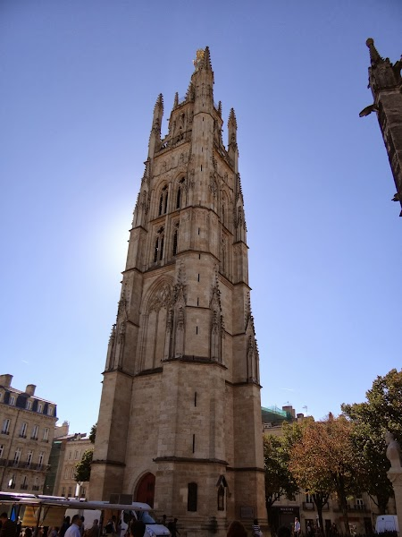 Pey Berland Tower - Bordeaux
