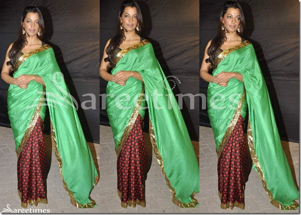 Mugdha_Godse_Masaba_Saree
