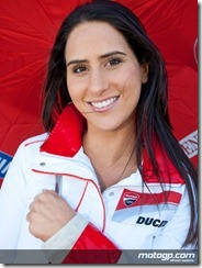 Paddock Girls Iveco Australian Grand Prix 16 October 2011 Phillip Island Australia (1)