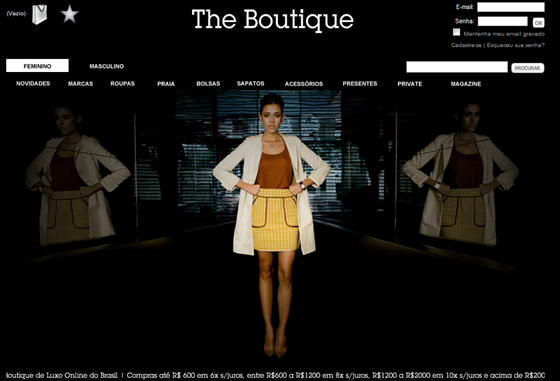 The Boutique-luxo-virtual-online