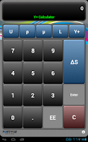 Screenshot of Y+ Calculator
