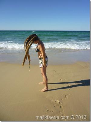 55 hair flip