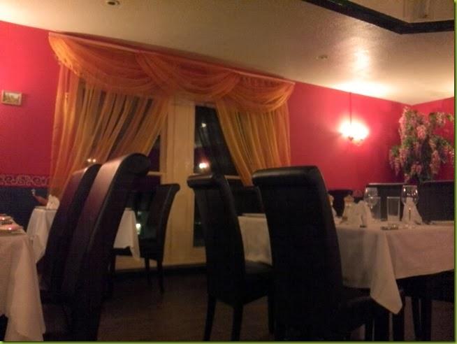 Rasputin Russian restaurant Swaffham