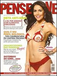 Drª.Fernanda Machado-Revista Pense Leve-Janeiro 2010..capa..