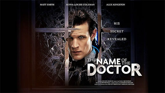 Doctor Who Series 7 Finale Poster