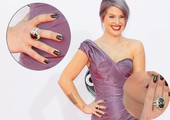 Kelly Osbourne's $250,000 manicure!