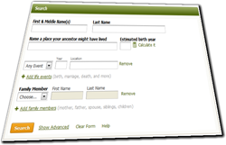 Ancestry.com is refocusing and reinvesting in the search experience
