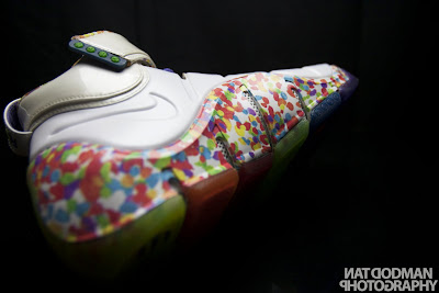 nike zoom lebron 4 pe fruity pebbles 2 12 #TBT: Nike Zoom LeBron IV Fruity Pebbles Ultimate Gallery