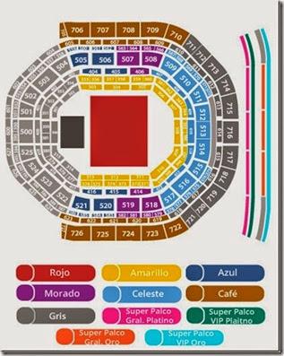 venta de boletos para bruno mars 2 y 3 de septiembre 2014 superboletos primera fila