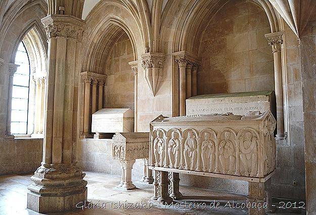 Glória Ishizaka - Mosteiro de Alcobaça - 2012 - 92