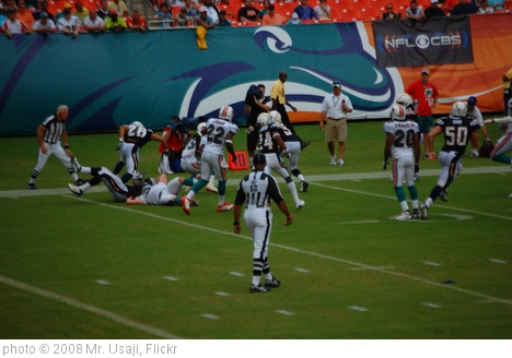 'Dolphins v. Chargers Week 5 2008 NFL' photo (c) 2008, Mr. Usaji - license: http://creativecommons.org/licenses/by/2.0/