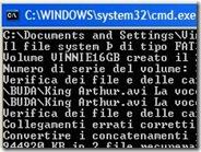 Recuperare file da unità di memoria danneggiata agendo dal prompt dei comandi