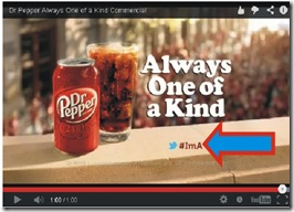 dr pepper hashtag