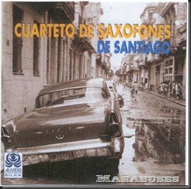 Cuarteto de saxofones de Santiago - Cuba -A