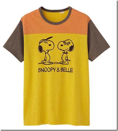 Uniqlo X Snoopy Tee - Man 21