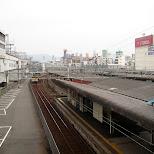 hiroshima station in Hiroshima, Hirosima (Hiroshima), Japan