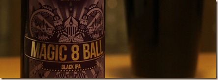 Magic Rock 8 Balls Label wide