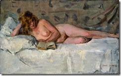 800px-Isaac_Israels_-_Liggend_naakt_(Sjaantje_van_Ingen)_19e_eeuw