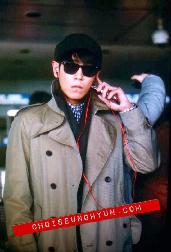 Big Bang - Incheon Airport - 16dec2013 - TOP - Fan - Choidot - 02.jpg