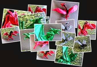 View Dragons Origami