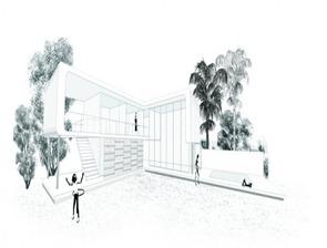plano-casa-Casa-arquitecto-Hernandez-de-la-Garza-mexico