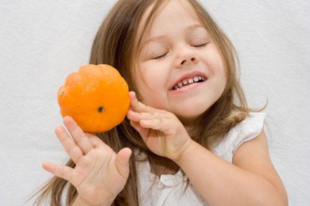 Вегетарианство для ребенка