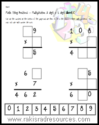 Free tiling puzzle to help your students learn multiplication and practice critical thinking at the same time.