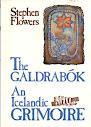 O Galdrabok Um islandês Grimoire
