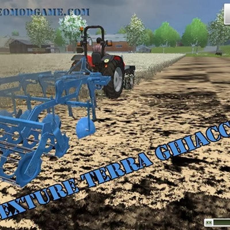 Farming simulator 2013 - Texture terra ghiacciata V 1.0