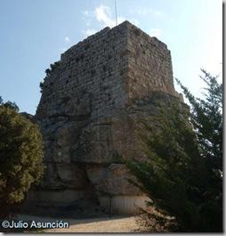 Torre del castillo de Monjardín - Villamayor de Monjardín