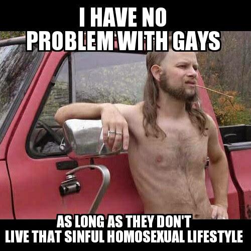 mormon meme gays