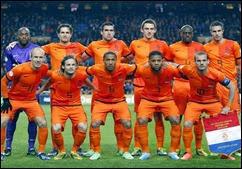 Selección de Holanda