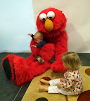 My Grandchildren Celebrated With Elmo!
