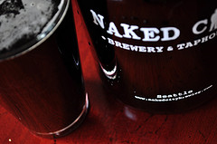 image of Naked City Brewing's Hopdazzled CDA courtesy of our Flickr page