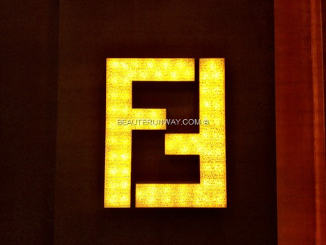 FENDI Boutique Palazzo FENDI Rome epitome of modern Roman luxury heritage and concept Singapore faade amber glass renowned architect Peter Marino FENDI SINGAPORE GRAND OPENING TAKASHIMAYA