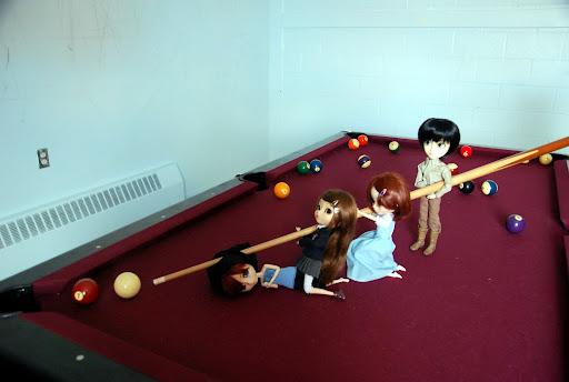 Pullip (and Max) Pool Fun