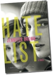 Hate List; Jennifer Brown