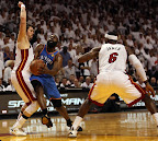 lebron james nba 120621 mia vs okc 100 game 5 chapmions Gallery: LeBron James Triple Double Carries Heat to NBA Title