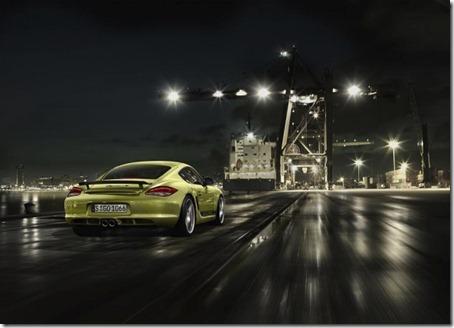 2012-Porsche-Cayman-R-Rear-Angle