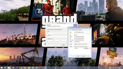 Torrent con falsa descarga de GTA V infecta cientos de PCs