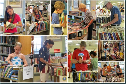 book sale collage4