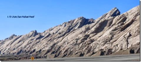 I-70 Utah,San Rafael Reef