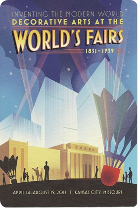 Nelson Worlds Fairs Flyer