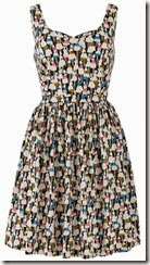 People Tree Orla Kiely Summer Dress