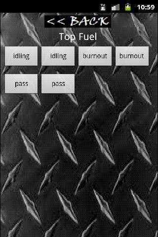Drag Racing Sound Board - full
