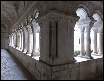 v cloister